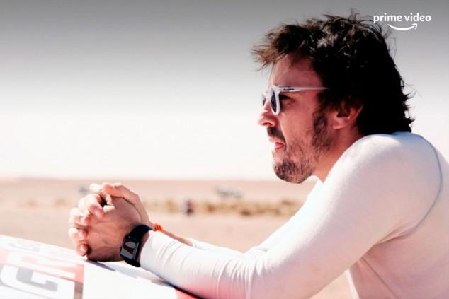 Amazon estrenará un documental sobre Fernando Alonso - SoyMotor.com