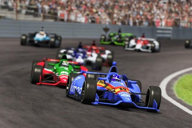 Alonso se apunta a la carrera de Indianápolis del 'Legends Trophy' - SoyMotor.com