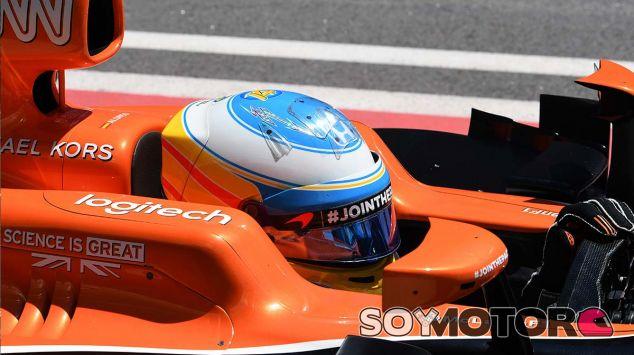 McLaren en el GP de España F1 2017: Previo - SoyMotor.com
