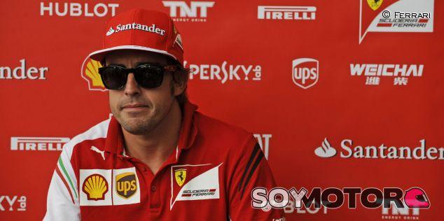 """Alonso es realista pero no pierde la fe: """"Sólo hemos visto dos carreras"""""""