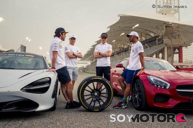 """Alonso defiende que la edad no importa: """"Entre Hamilton y Bottas, corre más el de 30 y tantos"""""""