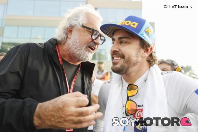 """Alonso: """"Briatore me dijo que o aceptaba su oferta o no llegaría a la F1"""" - SoyMotor.com"""