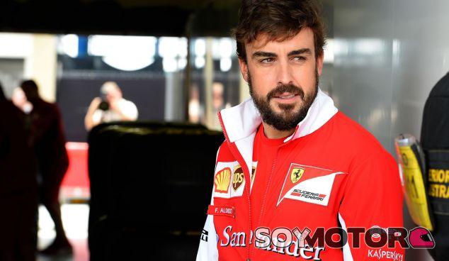 Fernando Alonso cree que las reuniones previas al GP son una formalidad - LaF1.es