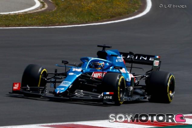"Alonso borra el sábado con remontada: ""Podíamos ser sextos o quintos"" - SoyMotor.com"