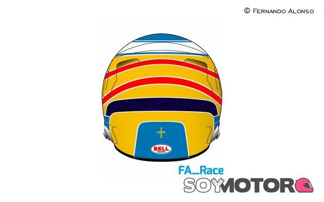 La imagen que Alonso ha compartido en redes sociales - SoyMotor
