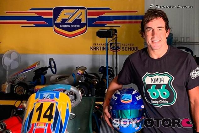 Fernando Alonso cumple hoy 39 años - SoyMotor.com