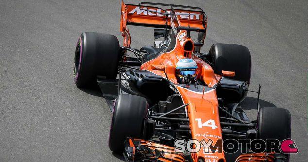 McLaren en el GP de Canadá F1 2017: Sábado - SoyMotor.com