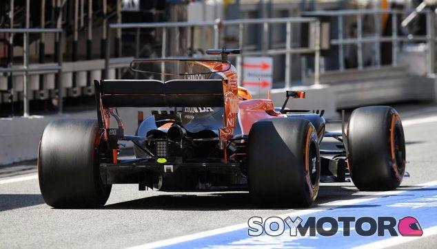 McLaren en el GP de España F1 2017: Sábado - SoyMotor.com