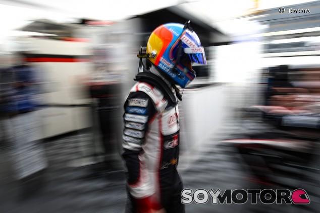 """Alonso, sobre Le Mans: """"Salimos con la mentalidad de ganar sí o sí"""" - SoyMotor.com"""
