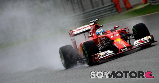 Ferrari en el GP de Malasia 2013: Sábado