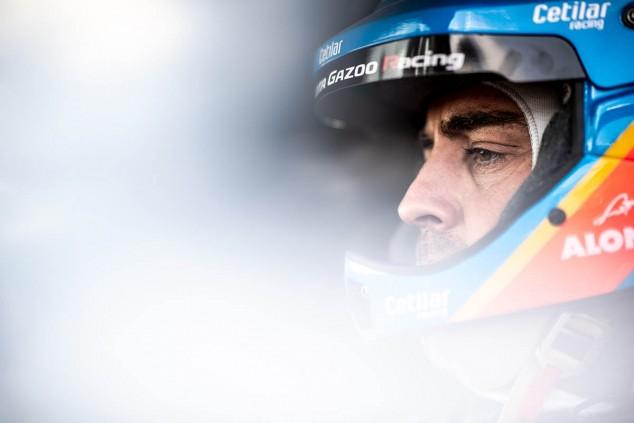 """Alonso, sobre el Dakar: """"Una experiencia salvaje hasta ahora"""" - SoyMotor.com"""