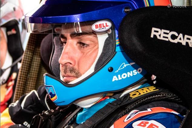 """Alonso entorna la puerta al Dakar en 2020: """"Sería un paso extremo"""" - SoyMotor.com"""