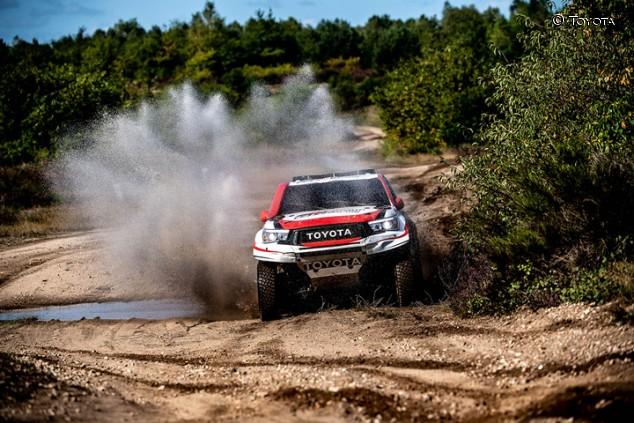 Aviñó no ve imposible la victoria de Alonso en su primer Dakar - SoyMotor.com