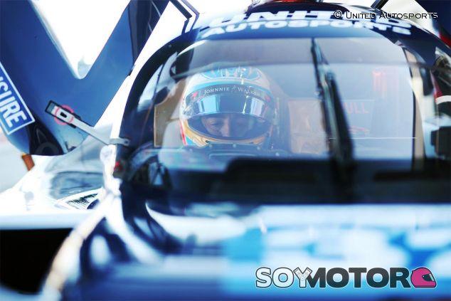 Fernando Alonso en Aragón - SoyMotor