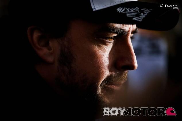 """Alonso: """"Hemos pinchado, pero el día ha sido casi perfecto"""" - SoyMotor.com"""