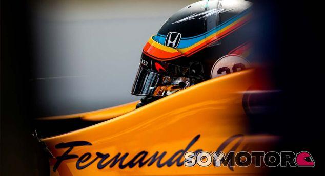 DIRECTO: Día 4 de entrenamientos de Alonso en Indianápolis - SoyMotor.com