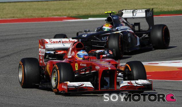 Fernando Alonso vuelve a conseguir un quinto puesto en carrera - LaF1