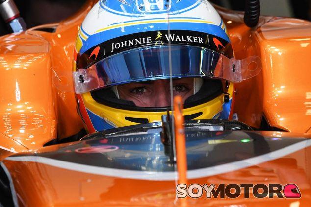 """Alonso: """"No me importa el orden de los equipos, sólo queremos ganar"""" - SoyMotor.com"""