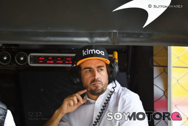 Fernando Alonso acota su futuro: Fórmula 1 o WEC en 2021 - SoyMotor.com