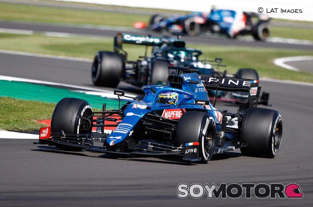 """Alonso: """"Séptimo por mérito, no por suerte o coches de seguridad"""" - SoyMotor.com"""