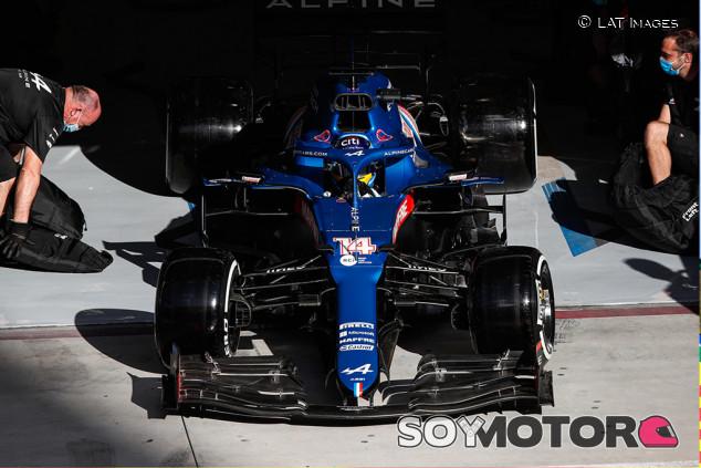 La F1 más difícil o por qué Alonso necesita una buena base de datos - SoyMotor.com