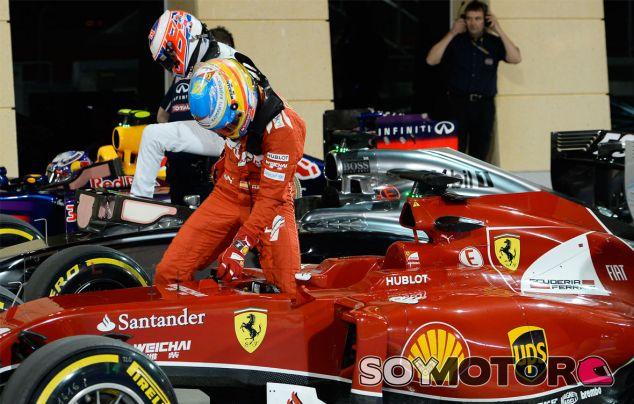 """Alonso: """"Tengo sed de éxitos; dos Campeonatos no son suficiente"""""""