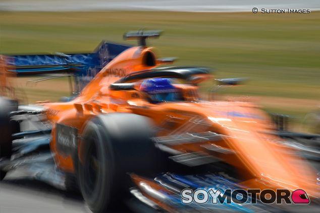 Fernando Alonso en Silverstone - SoyMotor.com