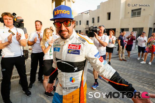 Alonso tenía la cabeza en grandes retos en sus últimas temporadas en F1 - SoyMotor.com