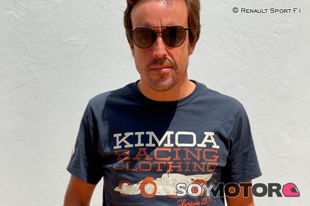"Alonso: ""Ayudaré a Renault a ser campeón; si es conmigo, fantástico"" - SoyMotor.com"
