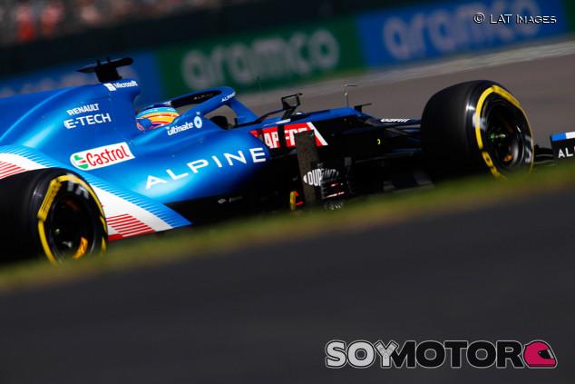 """Fernando Alonso y el formato nuevo: """"Deberían decidir los fans"""" - SoyMotor.com"""