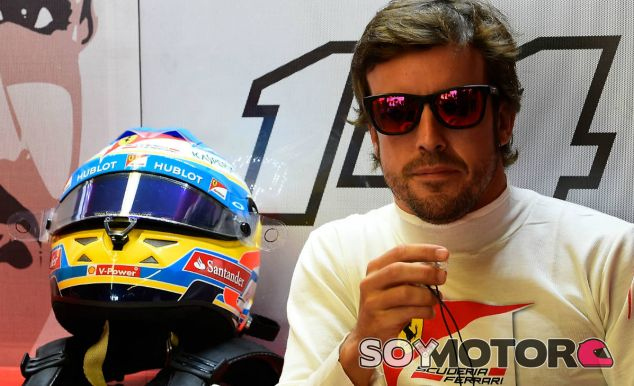 "Alonso: ""Esperamos recuperarle algunos puntos a Red Bull"""