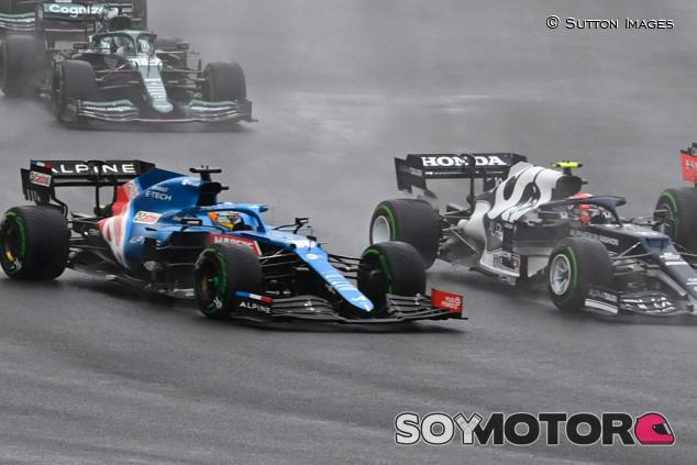 """Alonso: """"Cuando jugamos a la lotería este año, nunca nos toca"""" - SoyMotor.com"""