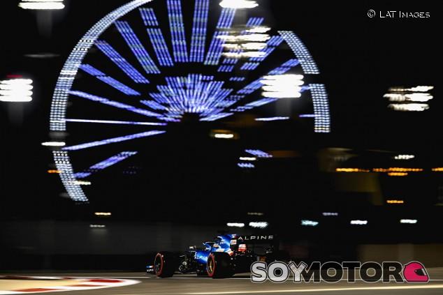 """Alonso mete el Alpine en Q3: """"Muy contento, no tenía confianza en la parte trasera"""" - SoyMotor.com"""