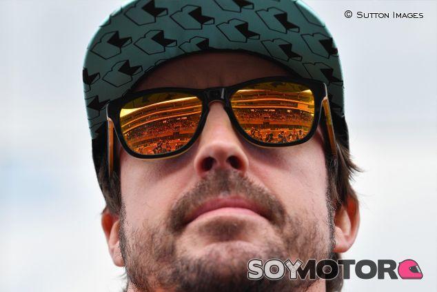 Fernando Alonso en Interlagos - SoyMotor.com