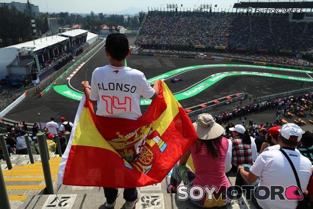 Aficionado de Fernando Alonso en México - SoyMotor.com