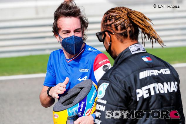 """Alonso, sobre 2007: """"Quizás ahora todos hubiéramos hecho las cosas diferente"""" - SoyMotor.com"""
