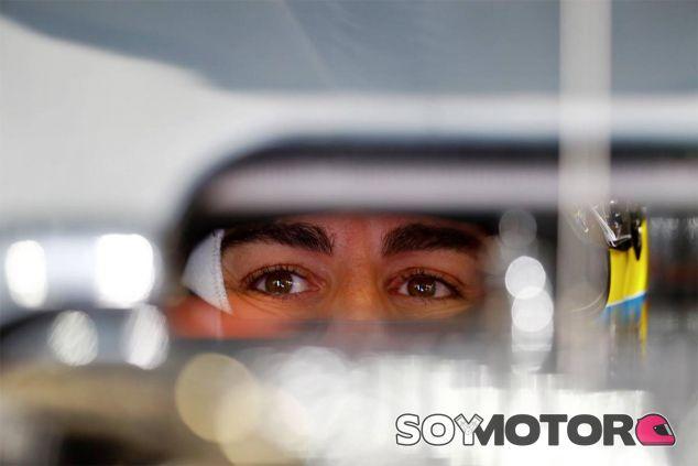 Fernando Alonso en Rusia - LaF1