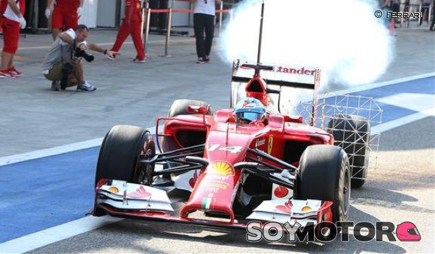 """Alonso: """"Todavía hay mucho que hacer para estar bien preparados"""""""
