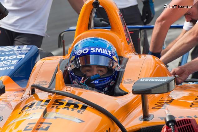 """Ricciardo: """"Es triste que Alonso no se clasificara para Indianápolis"""" - SoyMotor.com"""