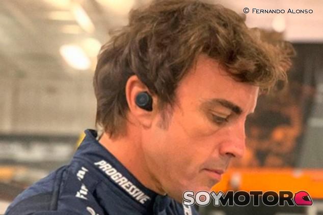 Alonso espera seguir en activo los próximos seis o siete años - SoyMotor.com