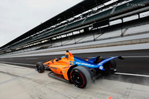 """Alonso: """"La de Indianápolis puede ser la victoria más importante de mi vida"""" - SoyMotor.com"""