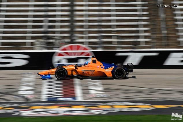 Alonso, entre los 28 pilotos que probarán en el test abierto de Indianápolis - SoyMotor.com