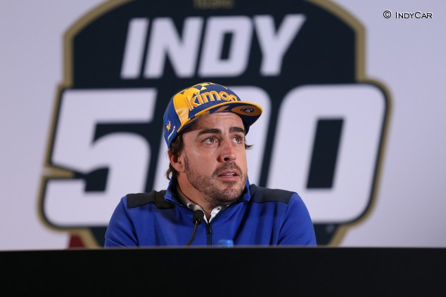 """Alonso pasa página tras Indianápolis: """"Ya centrado en el próximo reto"""" - SoyMotor.com"""