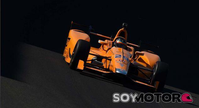 DIRECTO: Día 2 de entrenamientos de Alonso en Indianápolis - SoyMotor.com