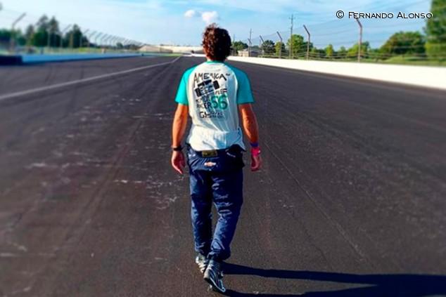 Alonso e Indianápolis, un hasta luego - SoyMotor.com