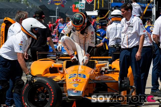 McLaren se asocia con Carlin para las 500 Millas de Indianápolis de Alonso - SoyMotor.com