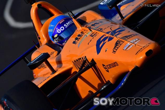 McLaren estudia correr en IndyCar en 2020; negocian con SPM - SoyMotor.com