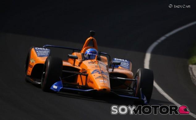 No habrá Indy 500 ni Triple Corona para Alonso en 2019 - SoyMotor.com