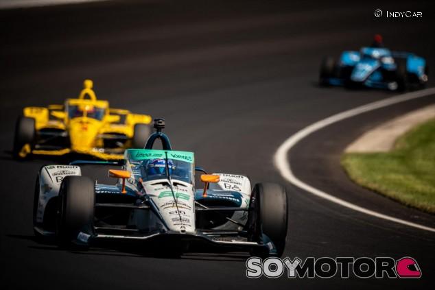 Alonso y la clave para la Indy 500 de este año: el tráfico - SoyMotor.com