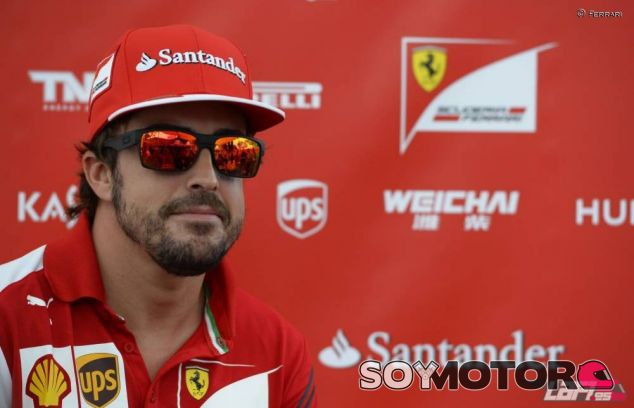 Fernando Alonso en el pasado Gran Premio de Japón - LaF1